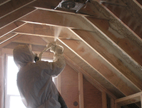 attic insulation installations for New Hampshire